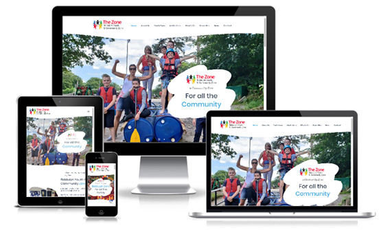 Biddulph Youth and Community Zone - Web Designer Stoke on Trent