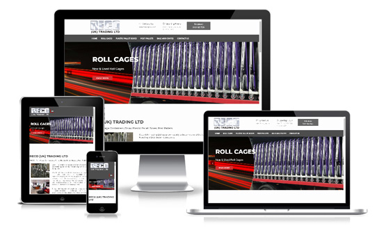 Reco UK Trading Ltd - Web Designer Stoke on Trent