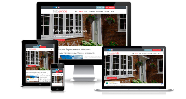 Web Design Stoke on Trent For Tailormade Windows and Doors